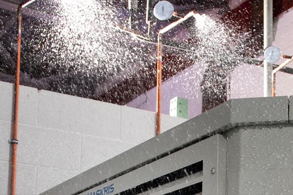 Water Chiller Testing